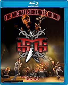 Michael Schenker - Live In Tokyo - The 30th Anniversary Concert (Blu-ray Disc)