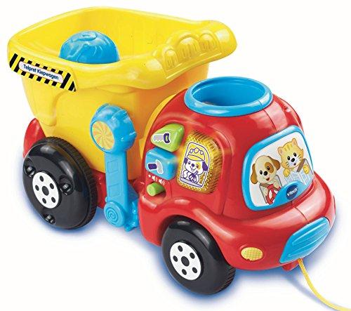 VTech Baby Telpret Kiepwagen - Juguetes para el Aprendizaje (Batería, Alcalino, AAA)