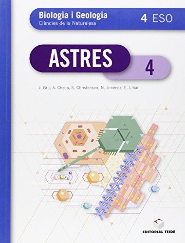 Astres 4. Biologia i geologia 4rt ESO - 9788430789405