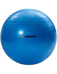 Exercise Ball 65 CM Ball Various Colours