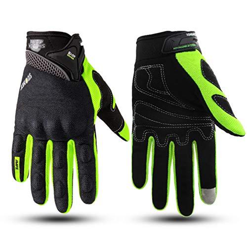 Guanti Moto Moto Touch Screen Impermeabile Antivento Guanto Invernale Caldo Motocross Protettivo Handwear XXL