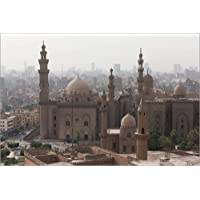 Poster 100 x 70 cm: Mosque of