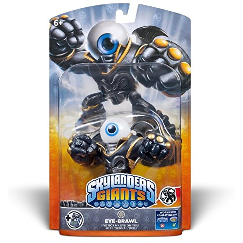 Skylanders Giants - Single Character - Eye Brawl (Giants Skylanders Crusher)