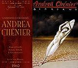 Giordano : Andrea Chenier. Tebaldi, Corelli, Matacic.
