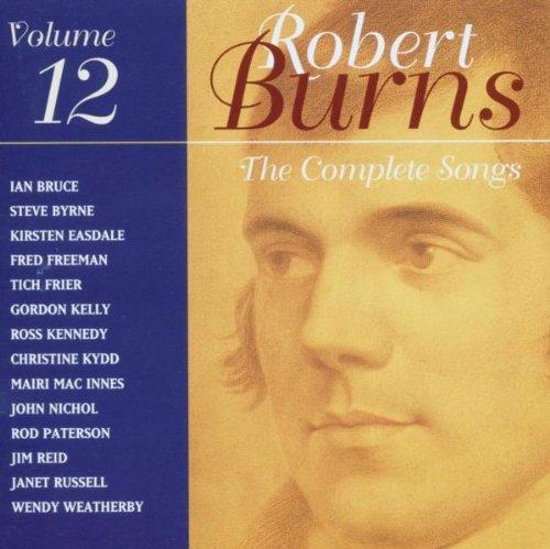 Songs of Robert Burns Vol.12