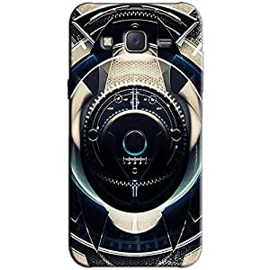 CAT MOUSE BACK COVER FOR SAMSUNG J7