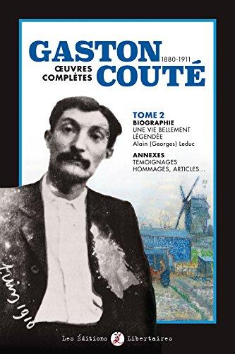 Gaston Couté, oeuvres complètes T02