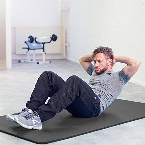 Zoom IMG-3 tectake tappetino yoga fitness tappeto