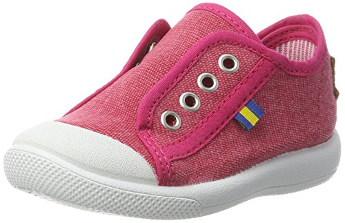 Kavat Viby Tx Cerise, Sneakers Fille Pink (Cerise)