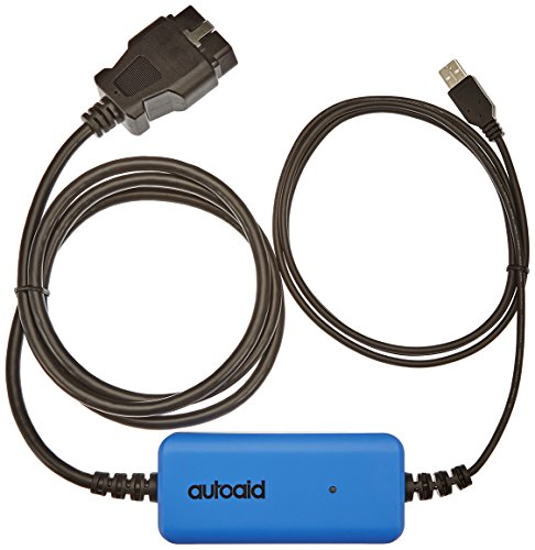 autoaid Diagnosegerät OBD2 TIEFENSCANNER (Obd Scanner Abs)