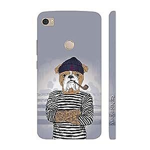 Enthopia Designer Hardshell Case Sea Mutt Back Cover for Xiaomi Mi Max