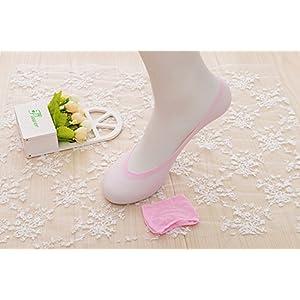 XIU*RONG Unsichtbare Socken Socken Socken Für Schiff (10 Paare)