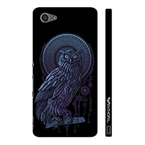 Sony Xperia Z5 Compact Holy Owl designer mobile hard shell case by Enthopia