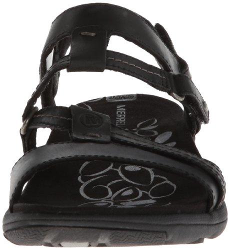 Merrell sandalo Black