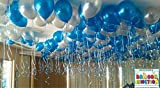 BALLOON JUNCTION Metallic HD Balloons fo...