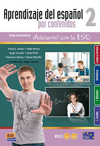 Aprendizaje por contenidos. Libro del alumno. Per le Scuole superiori. Con espansione online