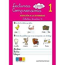 Lecturas comprensivas 1 - Sílabas Directas I