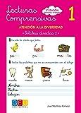 Lecturas comprensivas 1 / Editorial GEU / Educación Infantil / Mejora la comprensión lectora / Recomendado como apoyo / Actividades sencillas