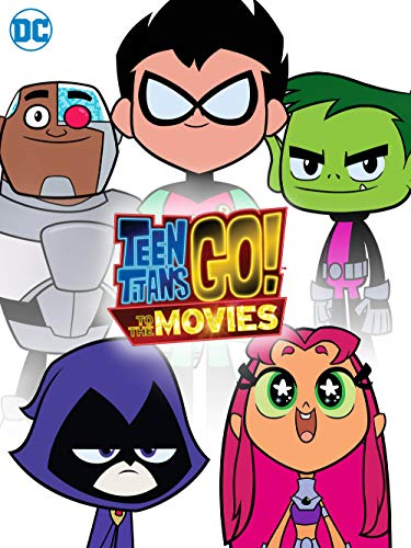 Teen Titans Go! To the Movies [dt./OV]
