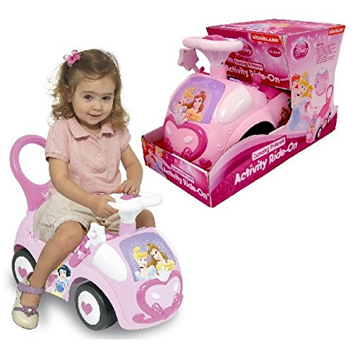 Disney Princess - My First Activity Ride-On - Porteur Interactif