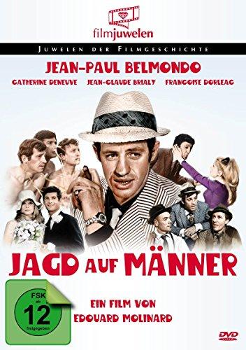 Bild von Jagd auf Männer - mit Jean-Paul Belmondo (Filmjuwelen)