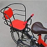 Joyfitness Fahrradrücksitz Verdickter Sitz Vergrößerter Kindersitz hinten Elektrofahrzeug Universeller Kindersitz