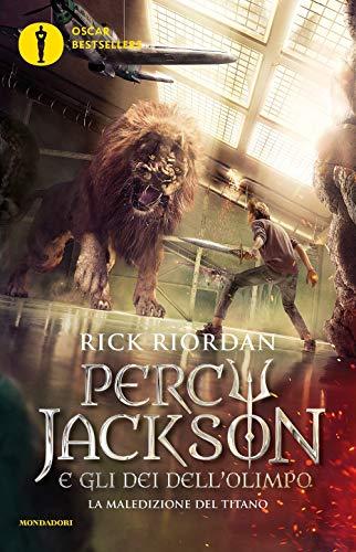 Rick Riordan - La Maledizione Del Titano. Percy Jackson E Gli Dei Dell'olimpo (1 BOOKS)