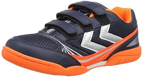 Hummel Root Velcro Jr, Chaussures Indoor Mixte enfant