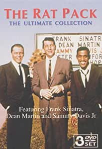 The Rat Pack Ultimate Collection 3 Dvds Amazon De