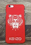 GšŠnšŠRique Kenzo iPhone 7 8 Coque, Hard Plastic Phone Housse Coque for iPhone 7...