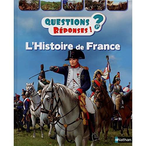 L'Histoire de France - Questions/Réponses - doc dès 7 ans (40)
