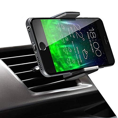 DOCA Auto Handyhalterung Unterstützung Auto Smartphone KFZ Halterung iPhone X 8 7 Plus Galaxy S7 S8 (Iphone 6 Plus Suction Cup Mount)
