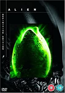 Alien - Definitive Edition [DVD] [1979]
