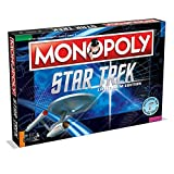 Hasbro Star Trek Monopoly Continuum Edition Family Board Game (Versione Inglese)