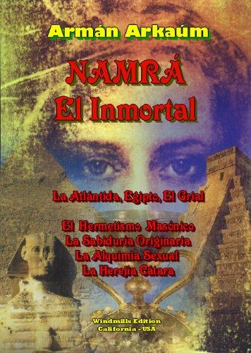 NAMRÁ, El Inmortal por Nicomedes Zuloaga