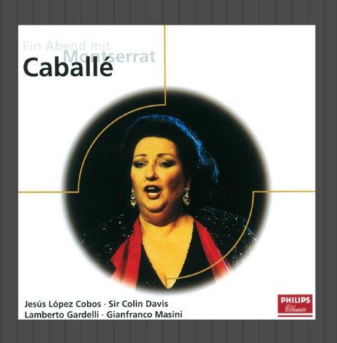 Ein Abend mit Montserrat Cabal [Import allemand]