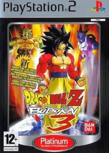 Namco Bandai Games Dragon Ball Z: Budokai Tenkaichi 3 Platinum, PS2