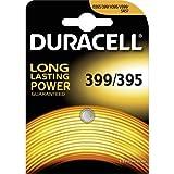 Duracell 395 SR927SW SB-AP Pile de montre oxyde d'argent sous blister 1,55 V