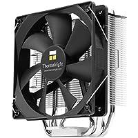 Thermalright True Spirit 120Direct Prozessor Kühler–Lüfter, refoidisseurs und Heizkörper (Prozessor, Kühler, 12cm, LGA 1150(Socket H3), LGA 1151(Socket H4), LGA 1155(Socket H2), LGA 1156(Socket H), LGA 1366..., AMD A, Celeron, Core i3, Core i5, Core i7, Pentium, 600U/min)