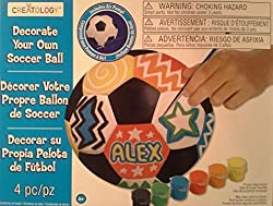 Creatology Decorate Your Own Soccer Ball