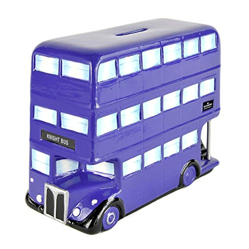 Harry Potter Alcancía/Hucha Knight Bus