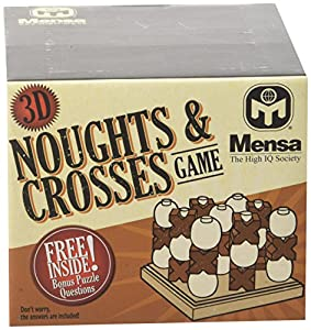 Mensa - Puzzle 3D (874023) (Importado)