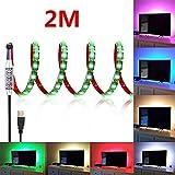 Best Kitchen Lightings - EDTara SOLLED 2M 120LEDs TV LED Strip Light Review