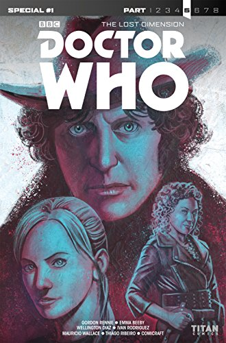 Doctor Who: The Lost Dimension Special #1 (English Edition) Titan Wellington