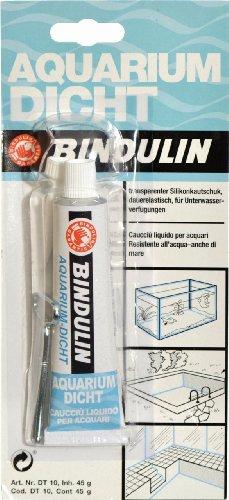 Bindulin Aquarium Dicht 45g (Temperaturbeständig Abdichten)