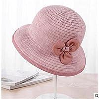 LTQ&qing Sombrero, dama, sombrero de sol, pescador, sombrero , C , m (56-58cm)