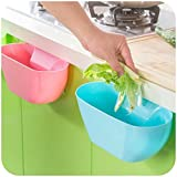 Woogor Cute Home Kitchen Cabinet Trash S...