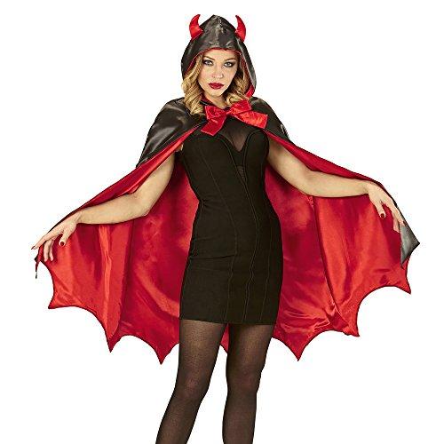 senen Kostüm Teufel, One Size (Zubehör Für Ein Teufel Kostüm)