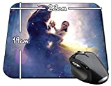 Beauty and The Beast Emma Watson Dan Stevens C Tapis De Souris Mousepad PC