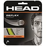 Head Reflex Squash String 18L (Yellow)